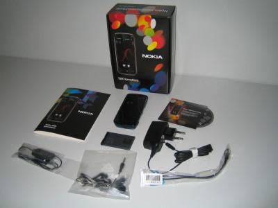 Ansicht Nokia 5800